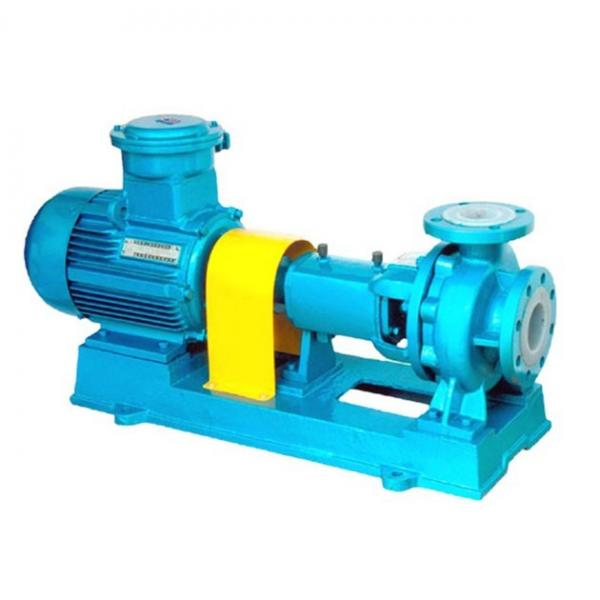 DAIKIN V8A1LX-20 V8 Series Piston Pump #2 image