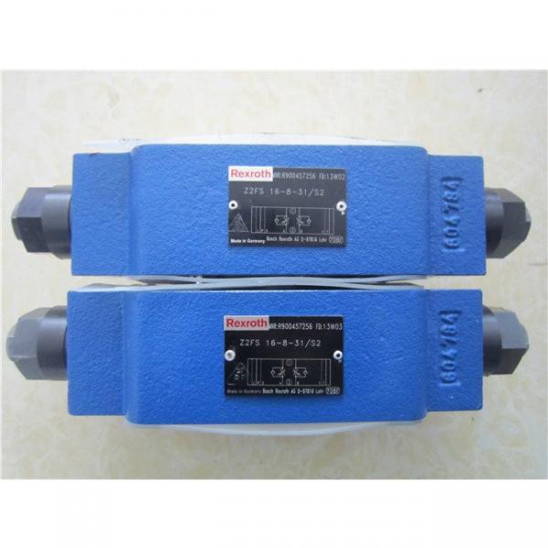 REXROTH 4WE 10 D3X/CG24N9K4 R900589933 Directional spool valves #2 image